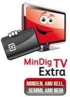 92 % 76 % Expanding awareness of our digital TV service brands: significant marketing communication efforts MinDig TV total awareness Source: Ipsos MinDig TV Extra total awareness Source: