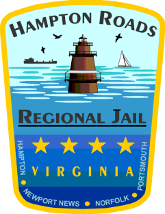 Employee Application Hampton Roads Regional Jail Page 1 of 11 APPLICATION FOR EMPLOYMENT HAMPTON ROADS REGIONAL JAIL 2690 Elmhurst Lane Portsmouth, Virginia 23701 REQUIREMENTS FOR POSITIONS: Be a