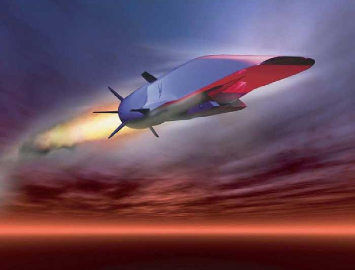 OUR SPIRIT OF INNOVATION Hypersonics Directed