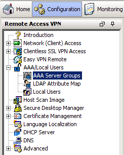 Configuring Cisco ASA For this integration, Cisco ASA is used for the SSL VPN connection.