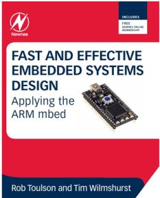Embedded Systems Design Course Applying the mbed microcontroller Analog input and output These course notes are written by R.