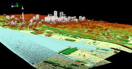 Esri Supports LiDAR Users Transforms