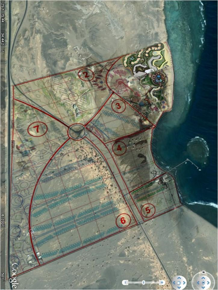 El Nabaa Bay Resort Layout No Commission From buyers El Nabaa Bay