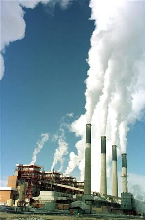 power plants Industrialized countries continue to use coal in low