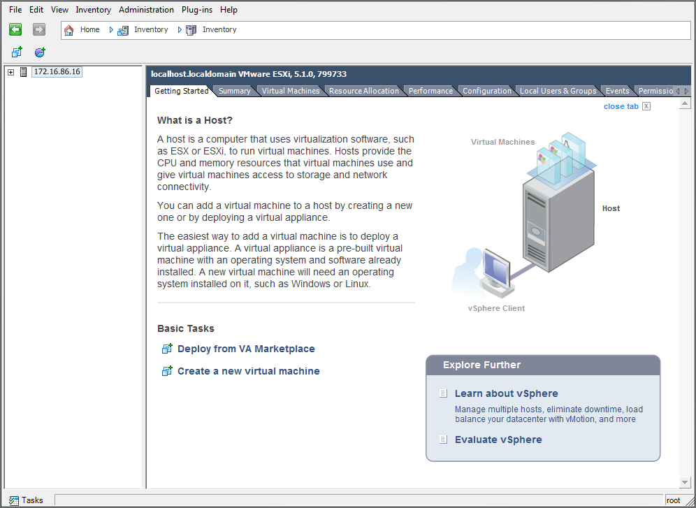 FortiManager VM Deployment Once you have downloaded the.ovf.
