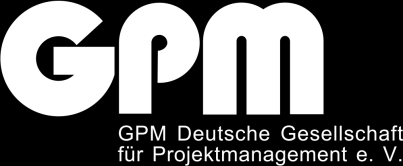 GPM German Project Management Association (GPM Deutsche Gesellschaft für Projektmanagement e. V.) GPM is the leading professional project management association in Germany.