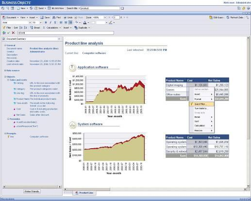 Universe Semantic Layer for SAP BusinessObjects BI Tools The Universe is the SAP BusinessObjects semantic layer through which business users access data.