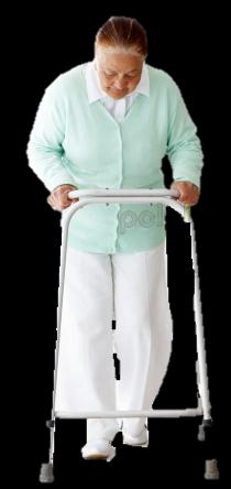 Start with Clinical Sarcopenia Disability Associated with slowness, weakness,