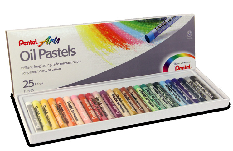 "Materials List: Sheet of white drawing paper (12"" x 9"") Charcoal or drawing pencil Markers Oil pastels Paints (tempera for children 8 and under; acrylic for older children): Orange, Yellow, Red,"