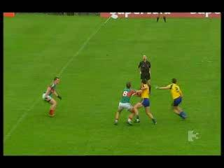 Scenario 2 Video 4 Roscommon v Mayo