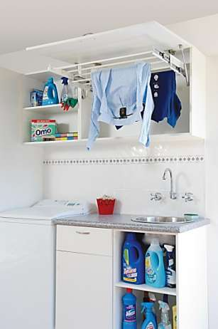 Laundry doors & panels Doors White melamine