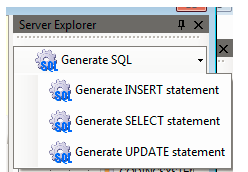 SQL Statement Editor Continued Key Features Browse the database schema Auto generate statements from schema (select, insert, update) Insertion of fields from a message definition via drag