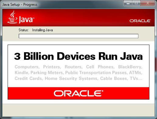 5. Click on Run to proceed with the installation. 6.