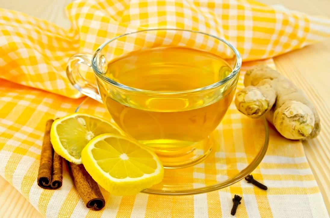 Ayurvedic Wisdom 2 Cups Water 1 Tbsp. Grated Ginger A Pinch of Black Pepper 1 Cinnamon Stick A Pinch of Cardamom Powder 1 Tbsp. Lemon Juice 1 Tsp.