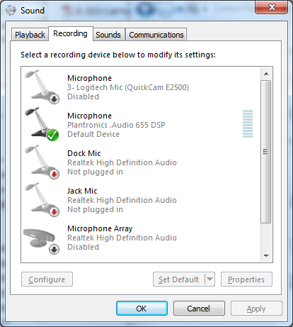 NOTE: In order to record audio in a PowerPoint presentation using Camtasia, you must have Camtasia installed on your computer.