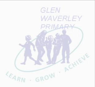 For any further information on the Literacy program at Glen Waverley Primary School feel free to contact me to make a meeting