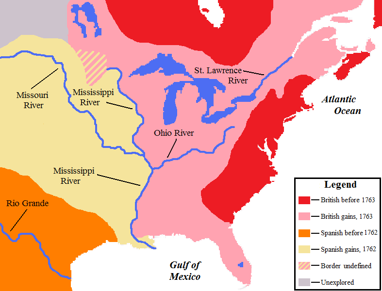 Reorganization of the British Empire, pp 71-72 Main Ideas After the British defeat of the French, white Indian conflicts continued to erupt as native groups sought both to continue trading with