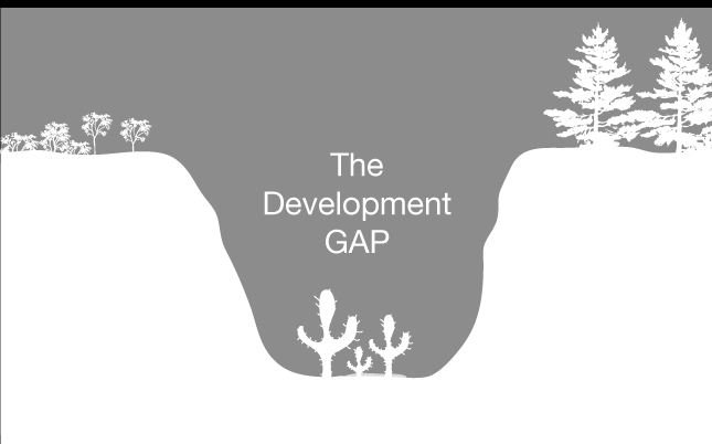 Bridging the Development Gap The