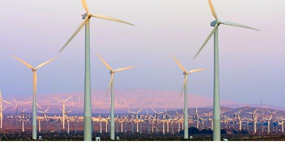 World s Largest Wind Project Alta Wind