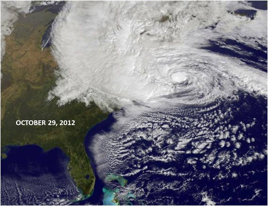 4085-DR-NY Hurricane Sandy: A Timeline Oct. 22, 2012 Tropical storm watch issued for sandy Oct. 24 Tropical Storm Sandy becomes Hurricane Sandy Oct. 26 New York Gov. Andrew M.