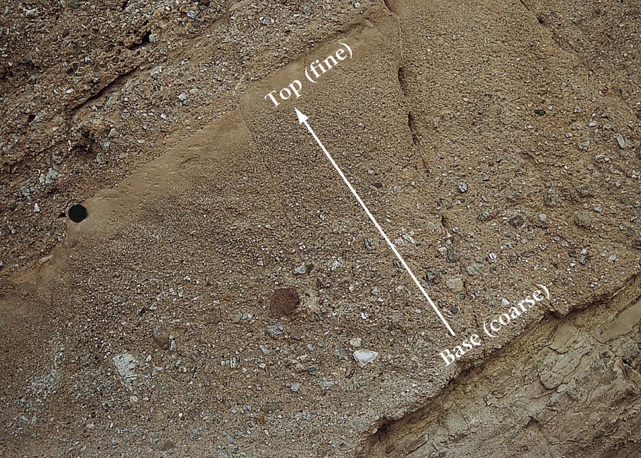 Turbidites and Graded Beds A