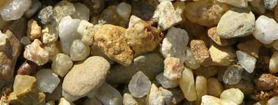 Detritus & Grain Size Physical weathering breaks rocks into chunks called detritus Detritus is classified by size (diameter)» Boulder > 256 mm Visible grain size» Cobble - between 64 and 256