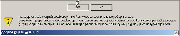 4) Now you should see the Hardware type dialog box. Click on PCMCIA and Flash memory devices. 5) Now you should see the Select Device driver dialog box.