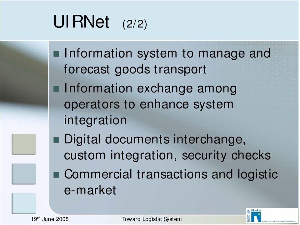 system integration Digital documents interchange, custom