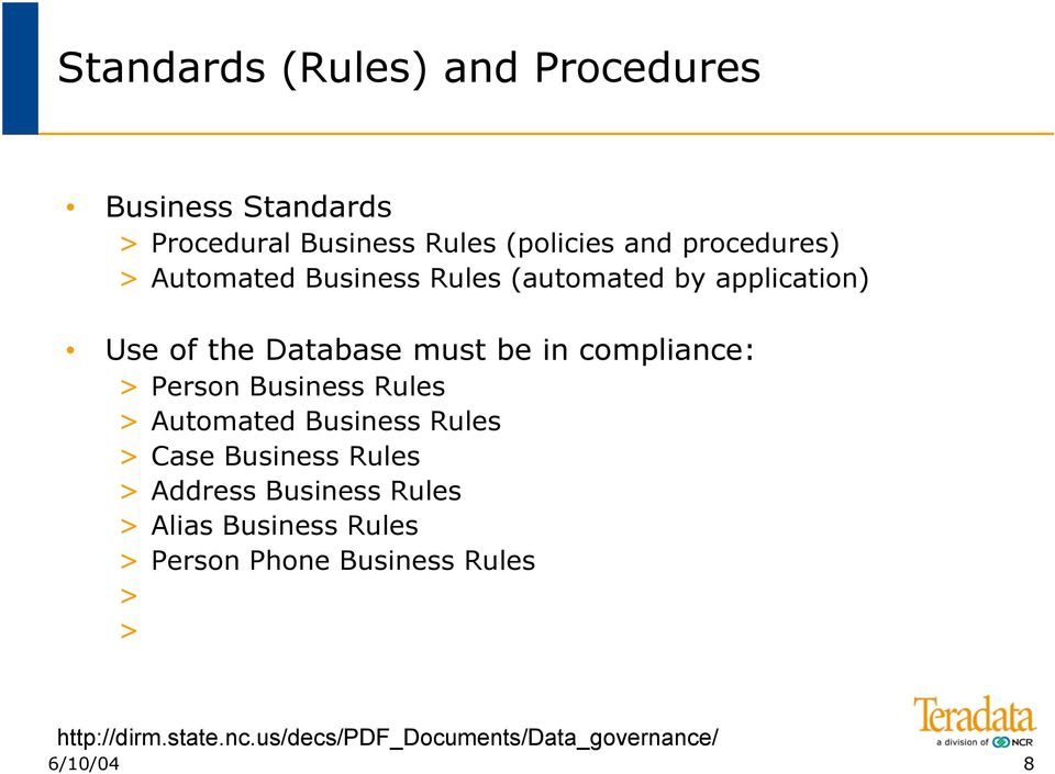 Business Rules > Automated Business Rules > Case Business Rules > Address Business Rules > Alias Business