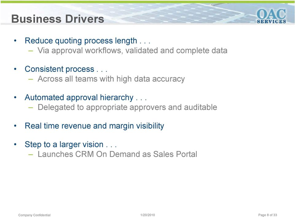 .. Across all teams with high data accuracy Automated approval hierarchy.