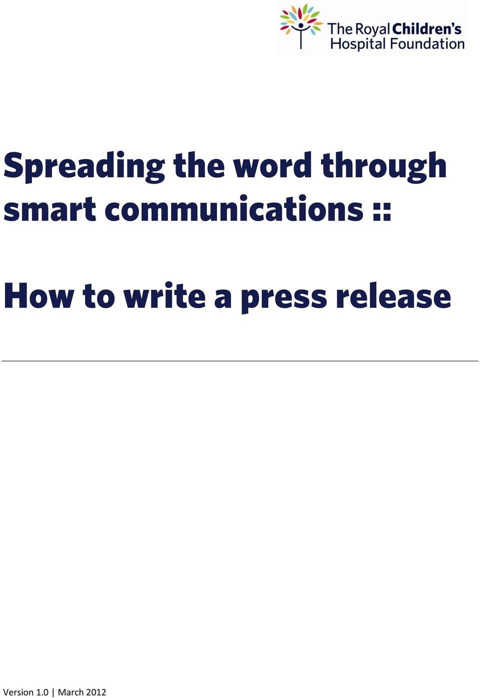 communications :: How to