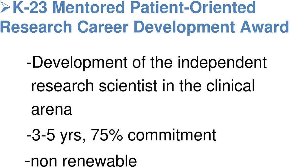 independent research scientist in the