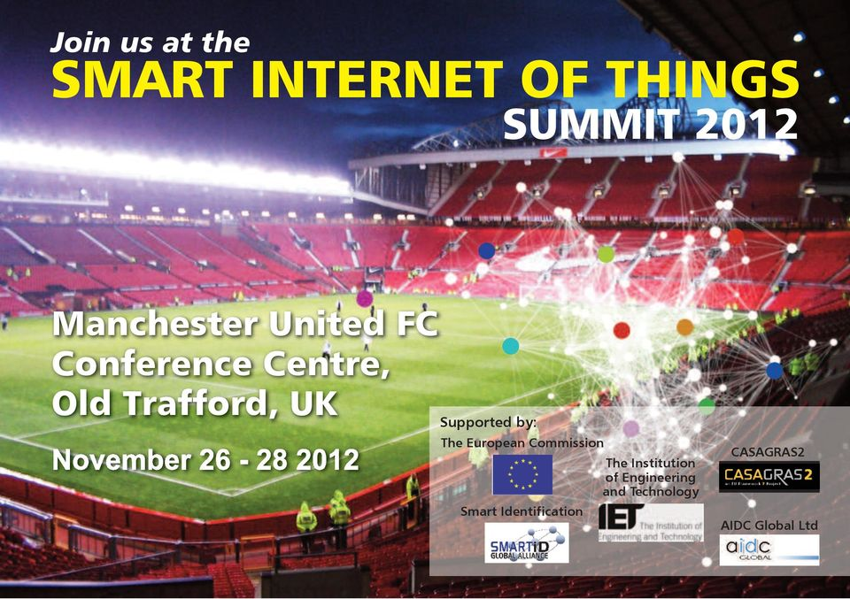November 26-28 2012 The European Commission The Institution of