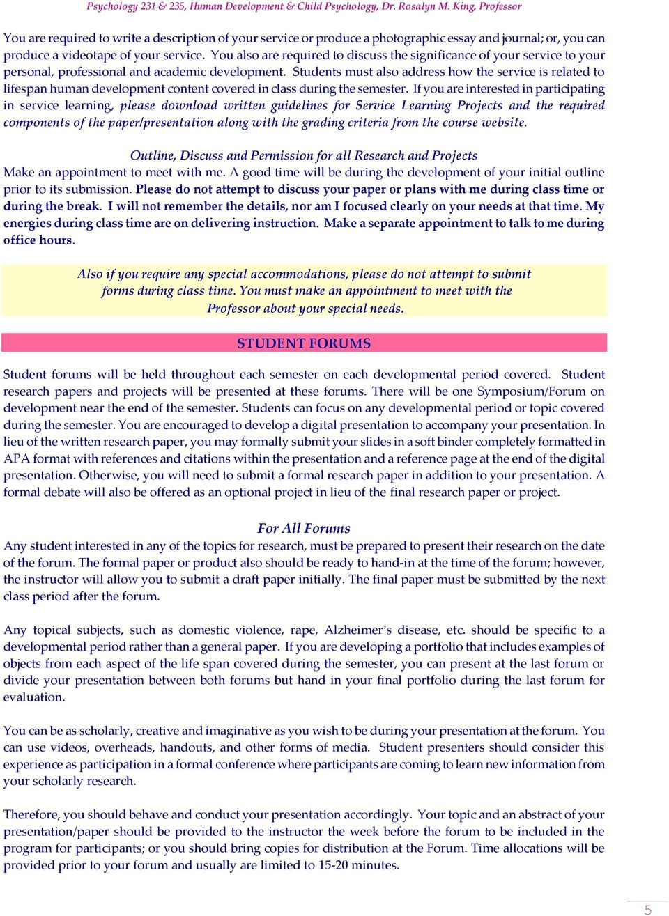research paper topics related to human development