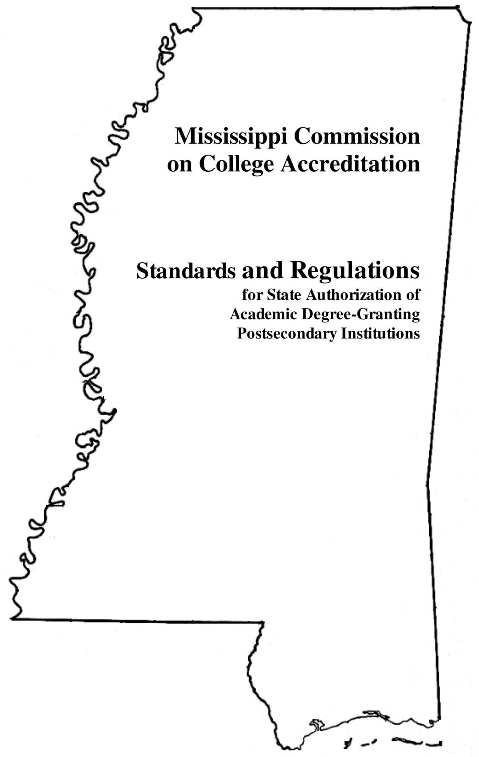 Regulations for State Authorization