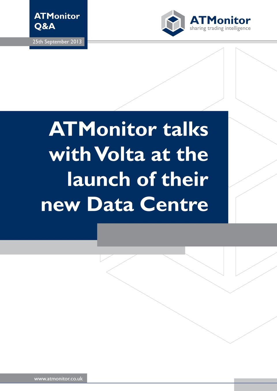 talks with Volta at the