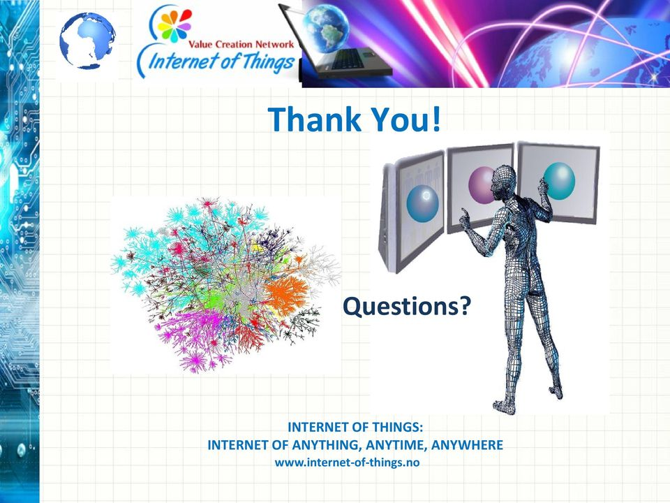 INTERNET OF ANYTHING,