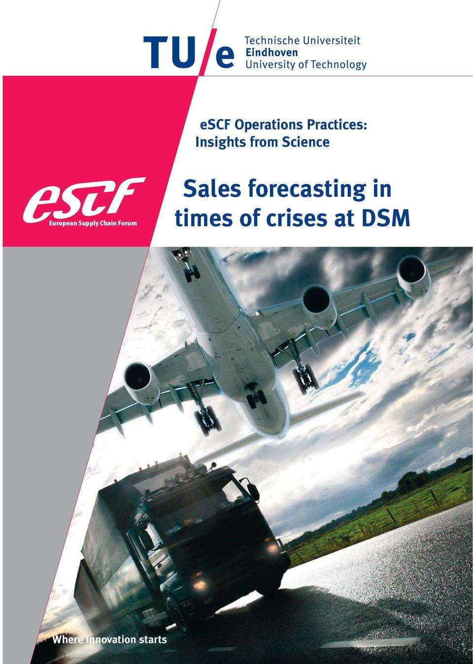 Forum Sales forecasting in times of
