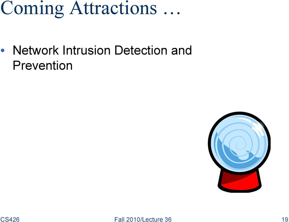 Detection ti and