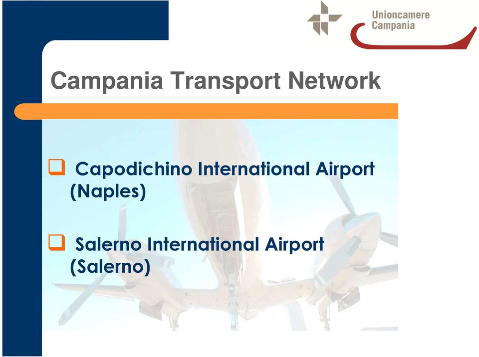 Airport (Naples) Salerno