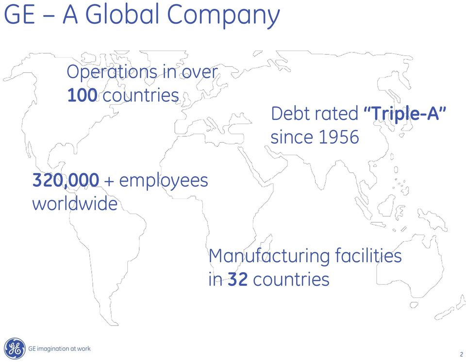 since 1956 320,000 + employees