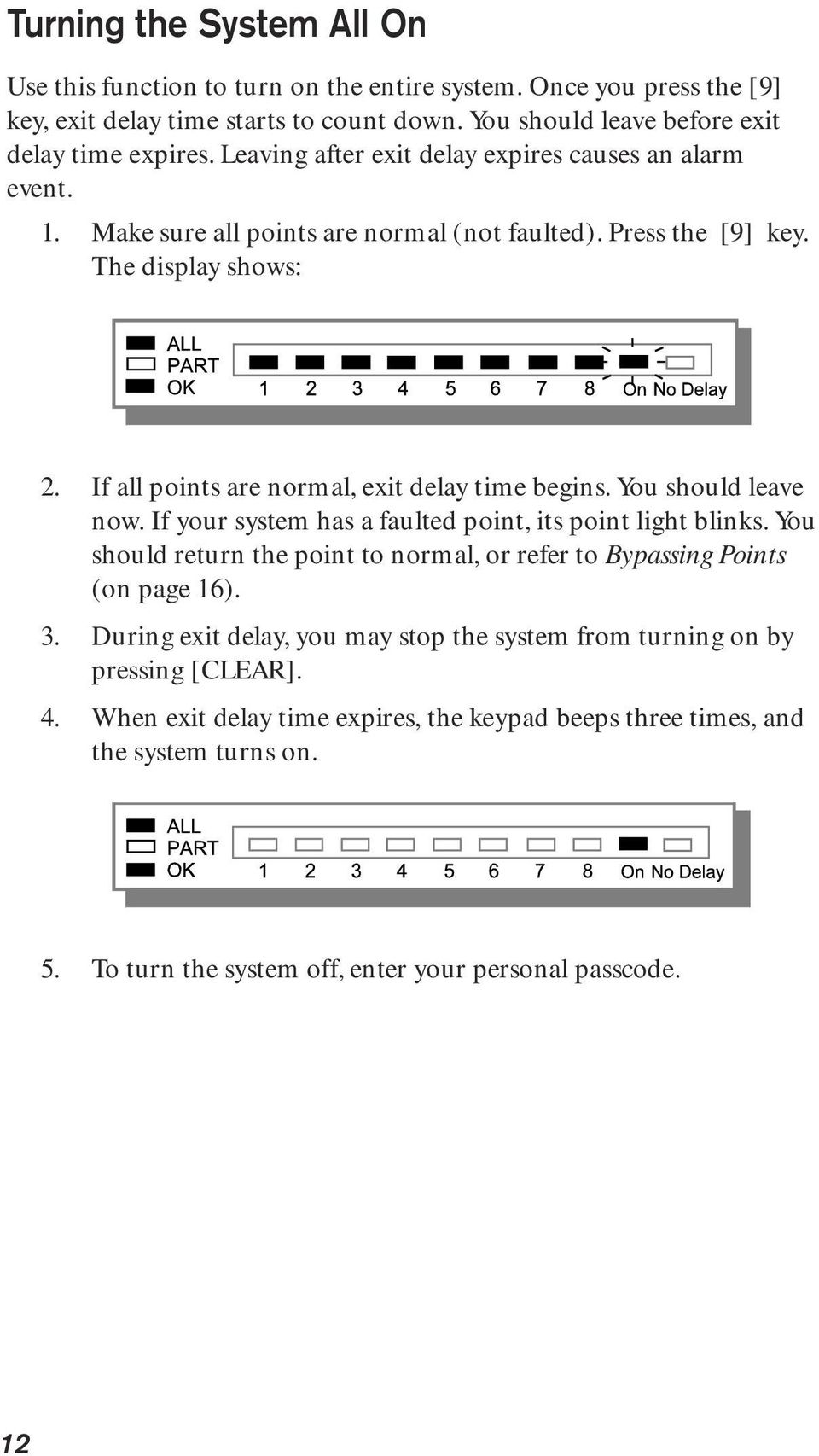 Should You Leave Salt Lamps On All The Time : User s Guide. Security Systems D220 - PDF