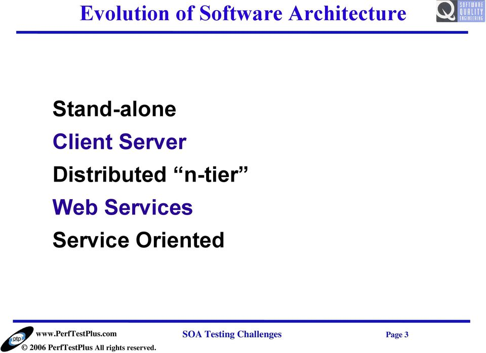 Distributed n-tier Web Services