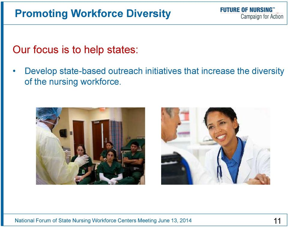state-based outreach initiatives that