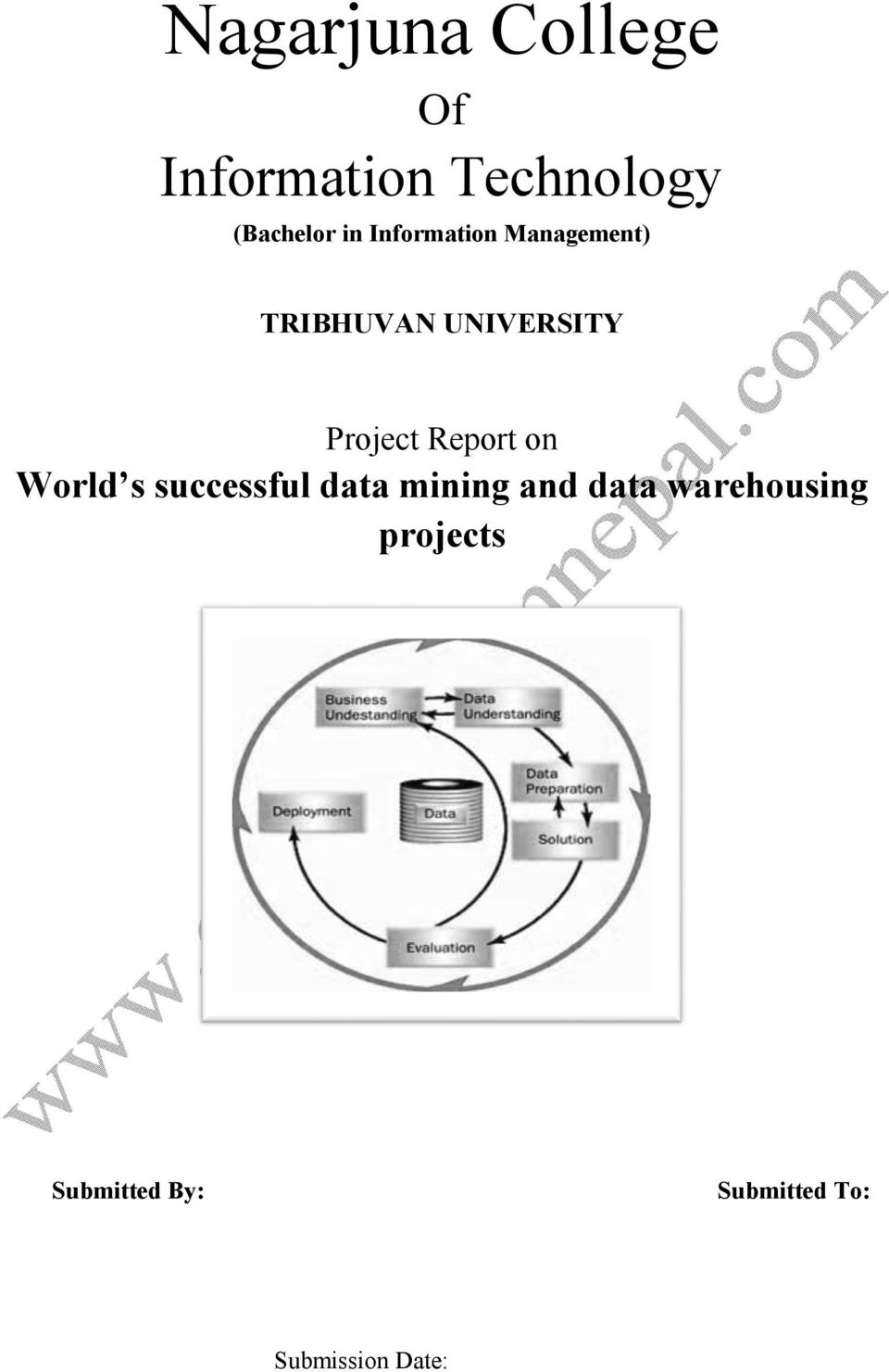Report on World s successful data mining and data
