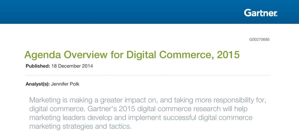 responsibility for, digital commerce.