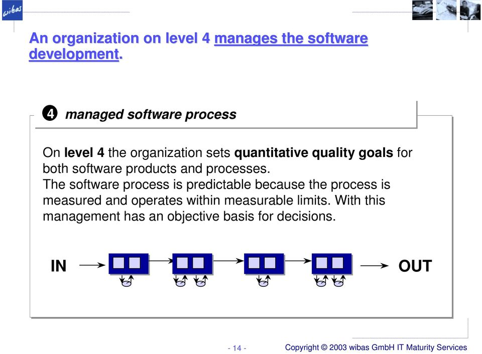 software products and processes.