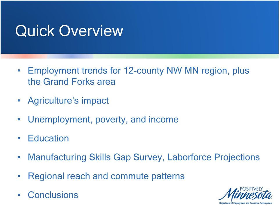 poverty, and income Education Manufacturing Skills Gap Survey,