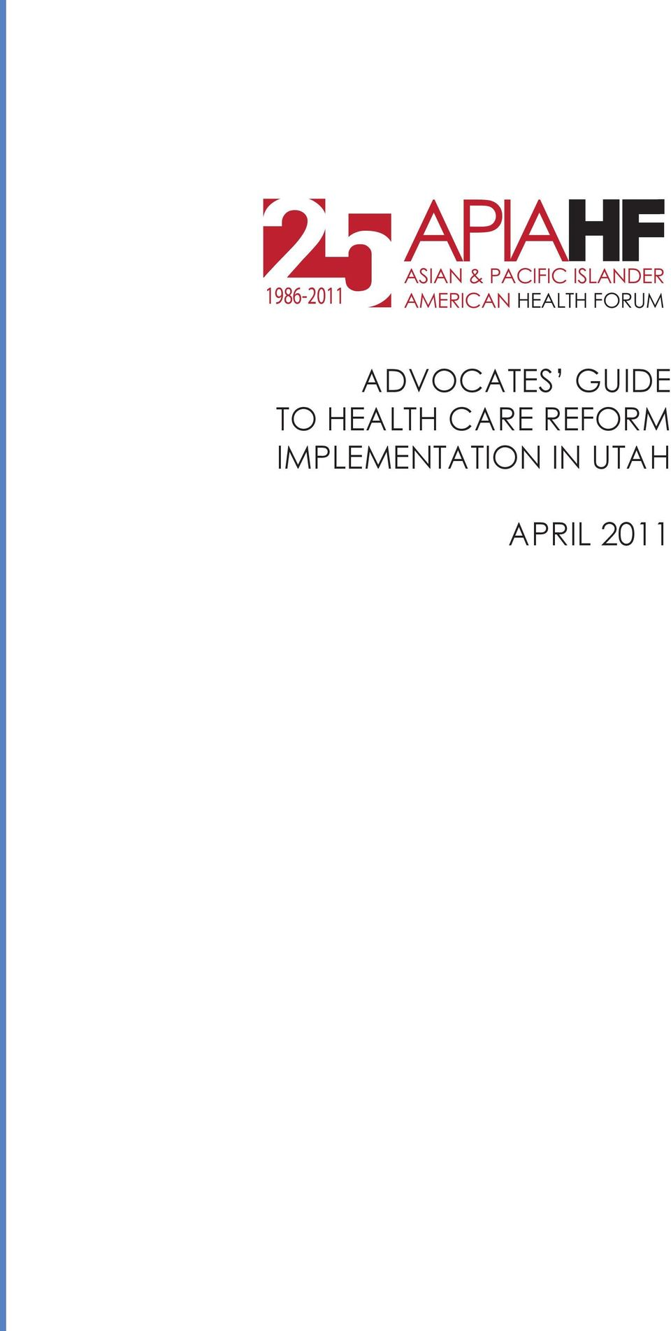 advocates guide to health care