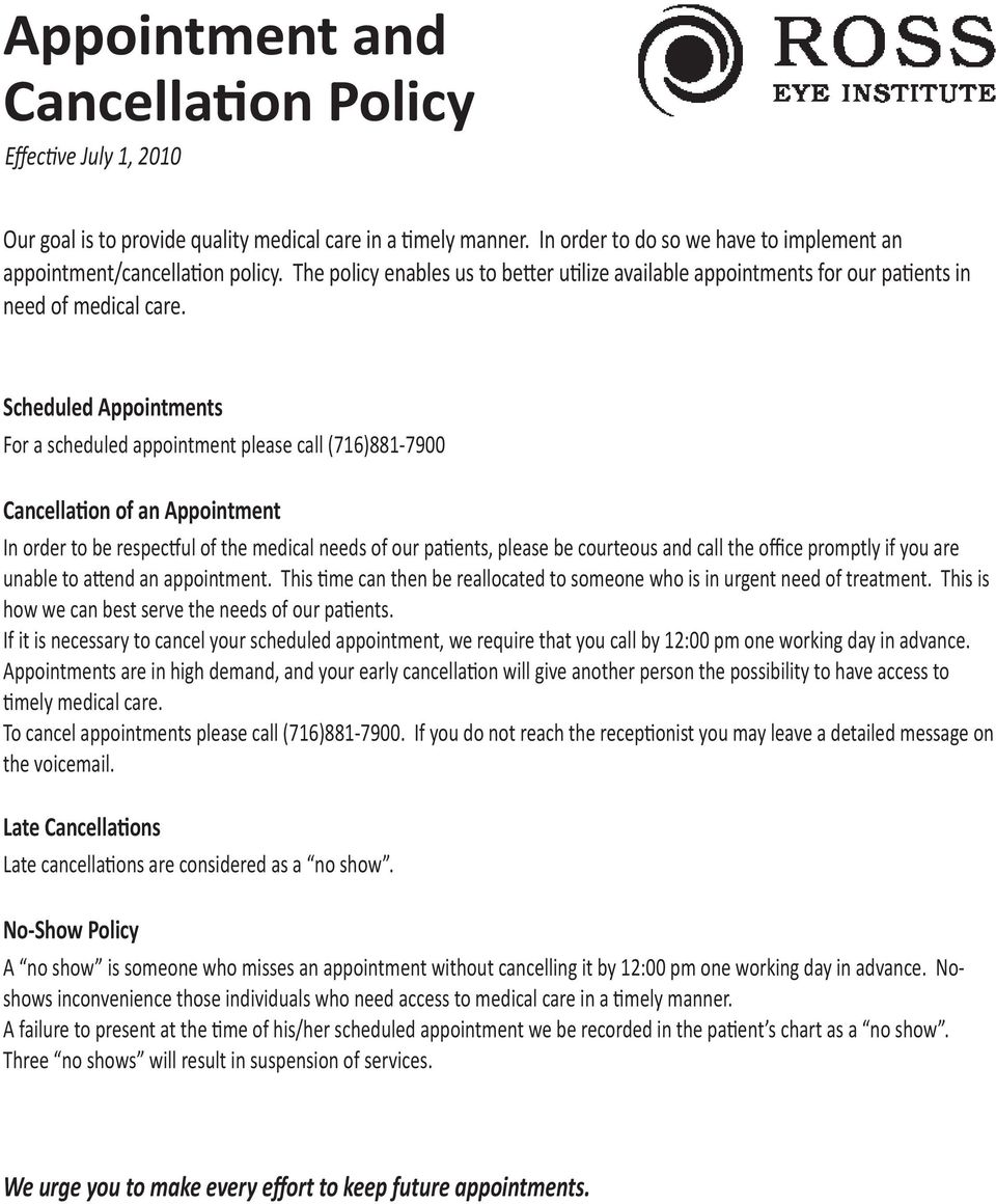 Patient Information (please print cleary) - PDF
